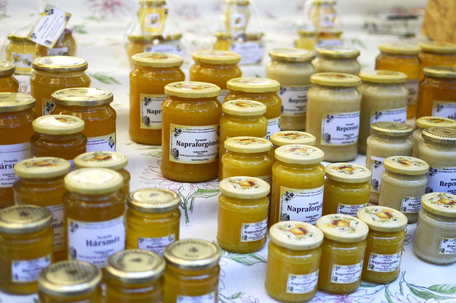 Gulyás András méhész